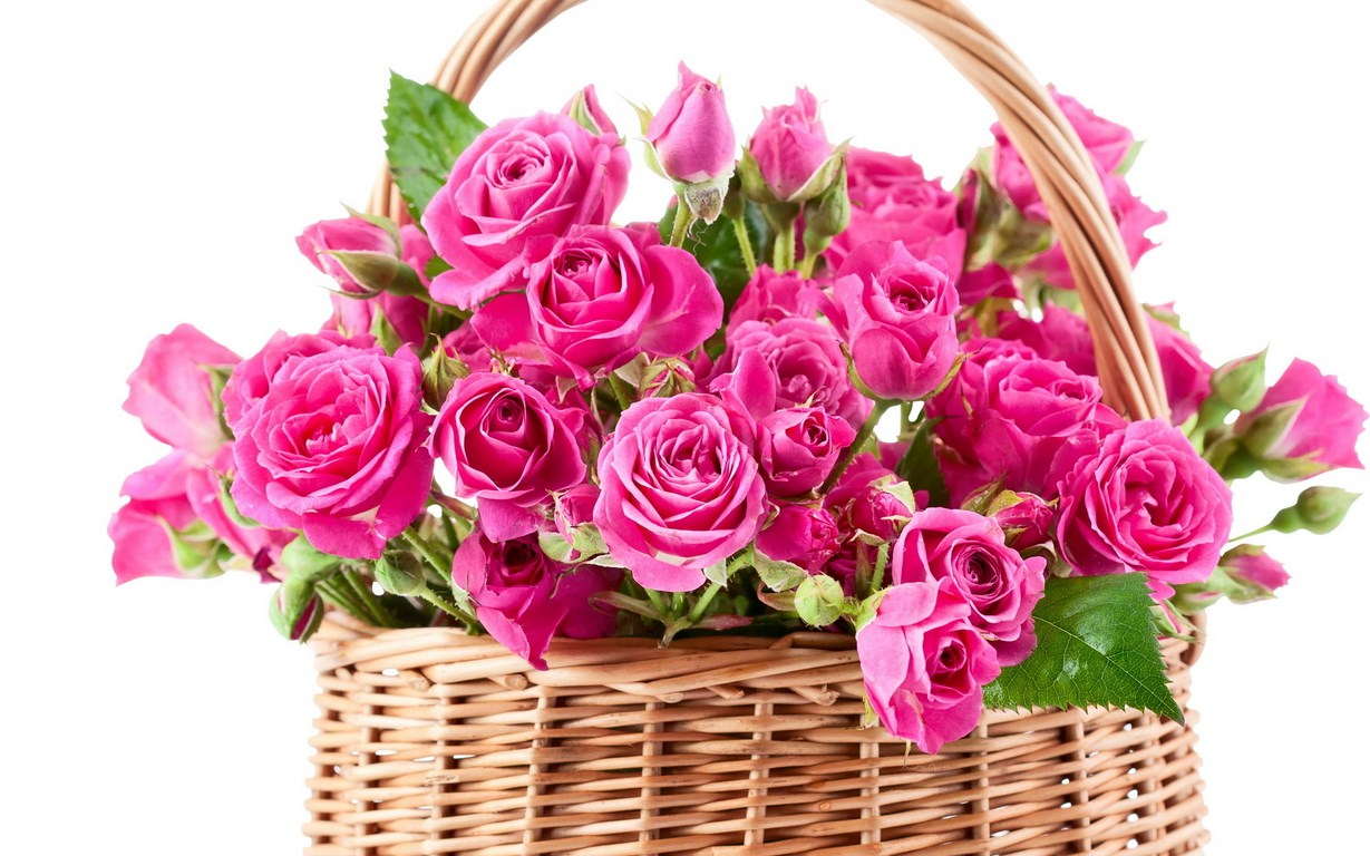 Bouquet-Pink-Beautiful-Flowers-Roses-Wallpaper-1229x768-1229-x-768