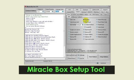 Download Miracle Box Setup Tool Latest Version 2.97 without Box
