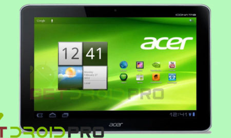 acer Iconia A210