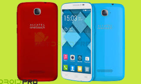 alcatel One Touch Pop C7 7040A