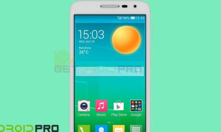 alcatel One Touch Pop D5 5038X