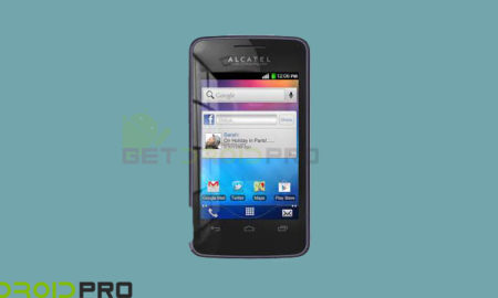 alcatel One Touch T Pop 4010D