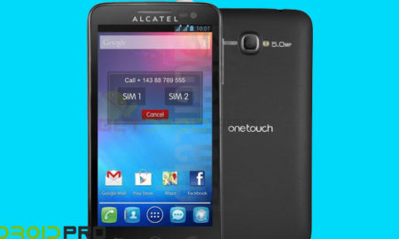 alcatel One Touch X Pop 5035D