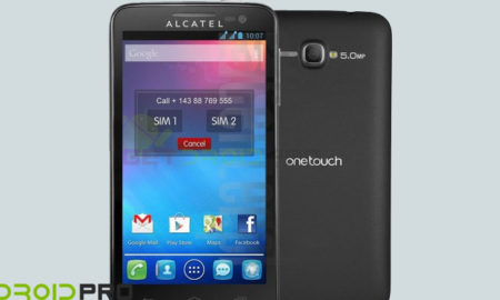 alcatel One Touch X Pop 5035E