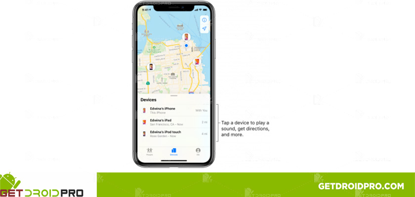 Find Your Mobile on Map