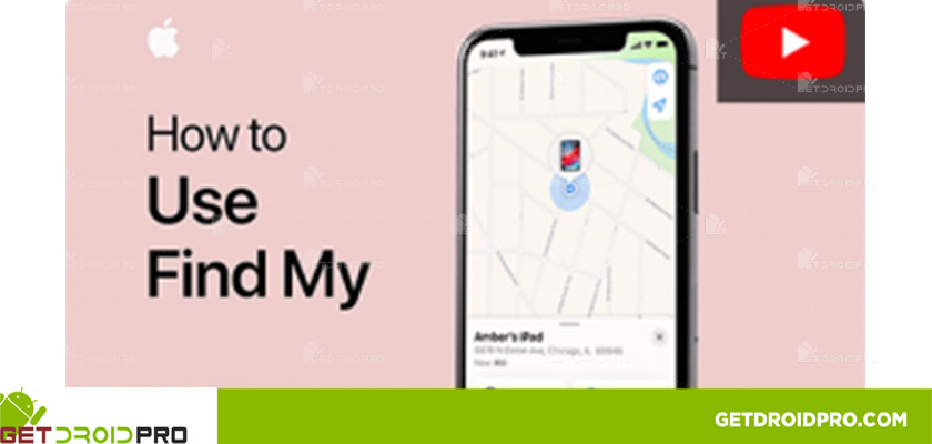 How to Discover Lost Apple Device