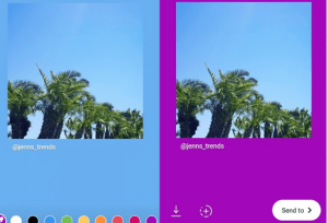 Highlights Colors On Instagram Stories