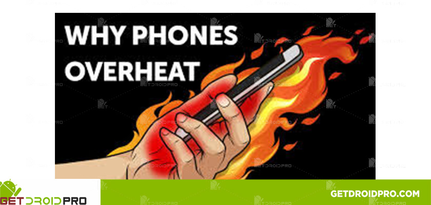Why Phones Over Heating