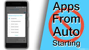 Applications Auto Start Problem In Any Android Smart Device