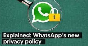 Controversies on new WhatsApp policy